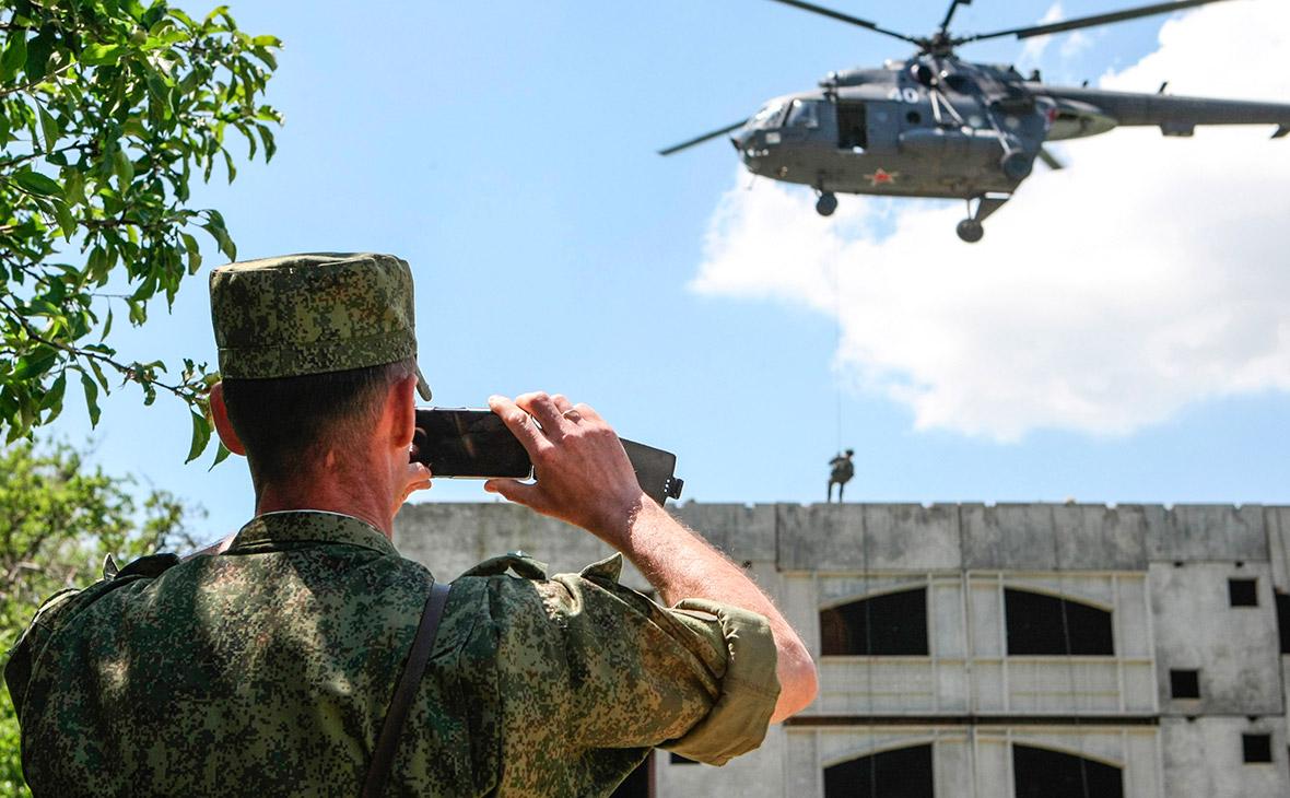 Фото:  Владимир Пирогов / РИА Новости