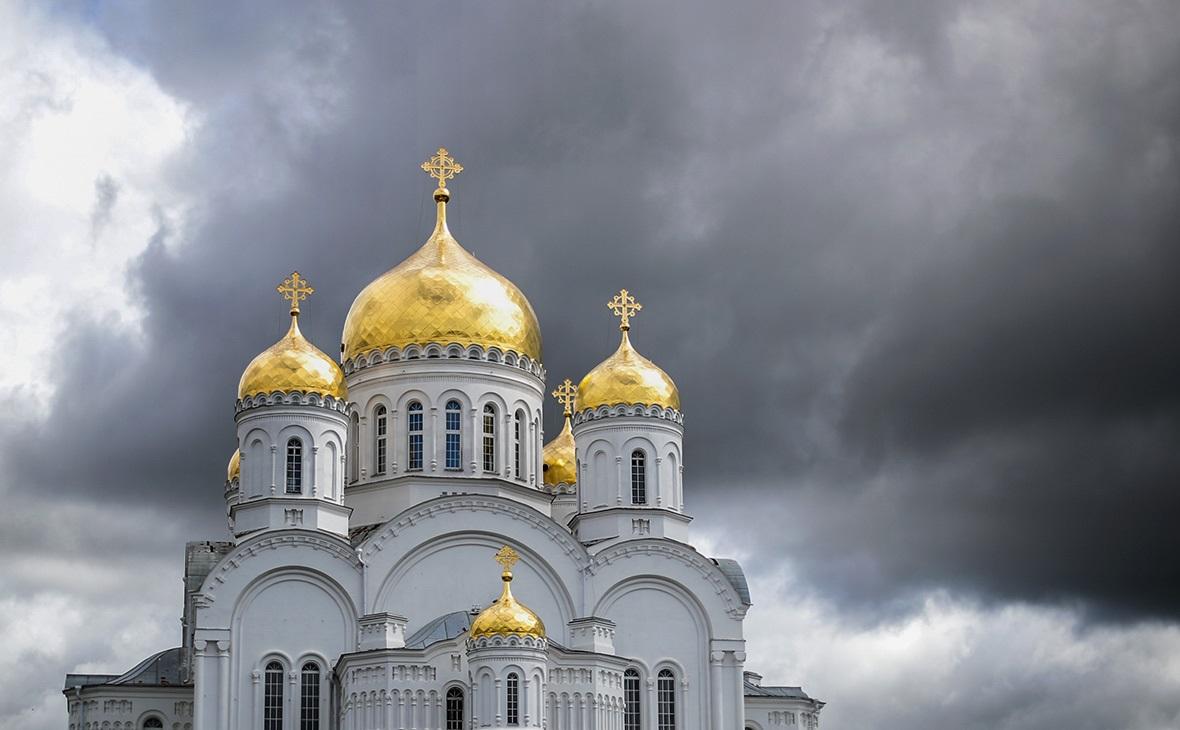 Преображенский собор Серафимо-Дивеевского монастыря