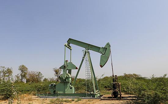 Цена нефти WTI достигла максимума за семь месяцев