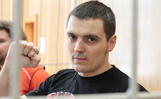 Корреспондент РБК Александр Соколов