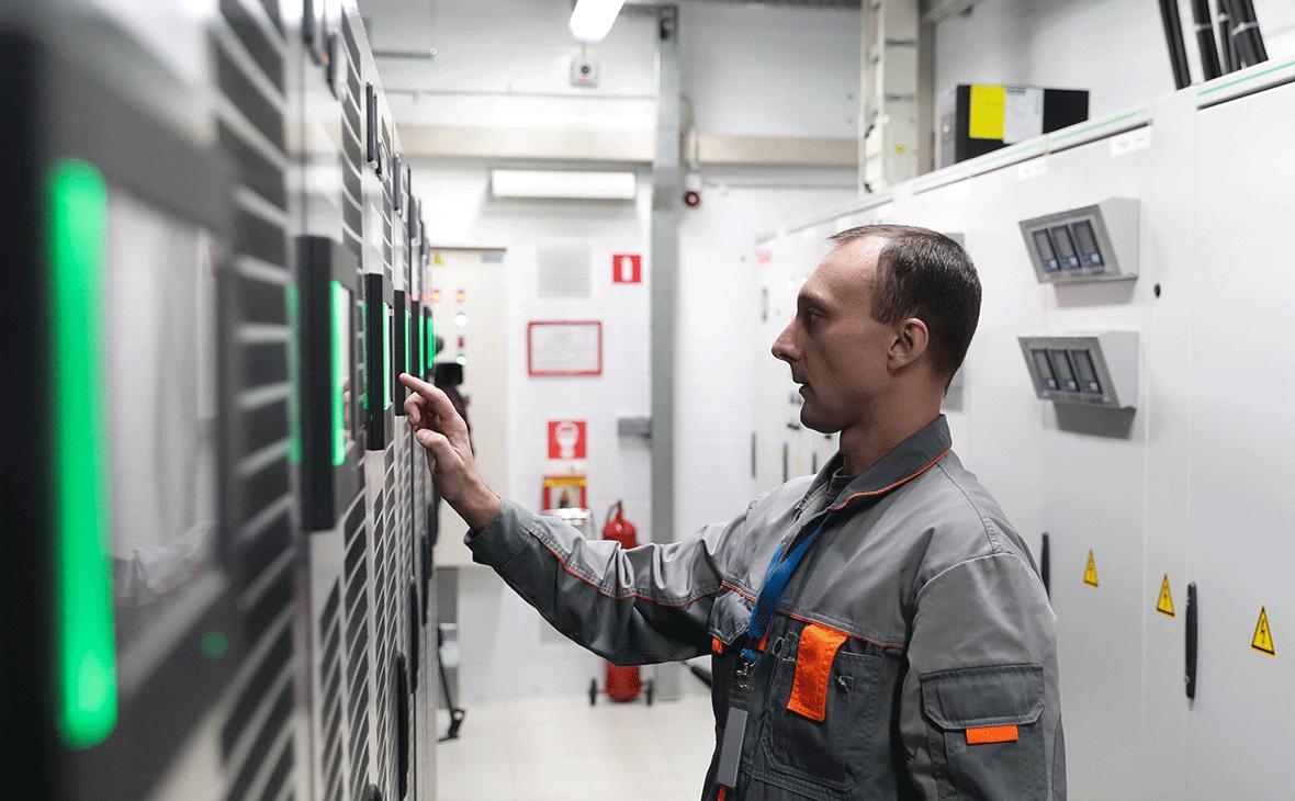 Центр обработки данных ПАО «Ростелеком»