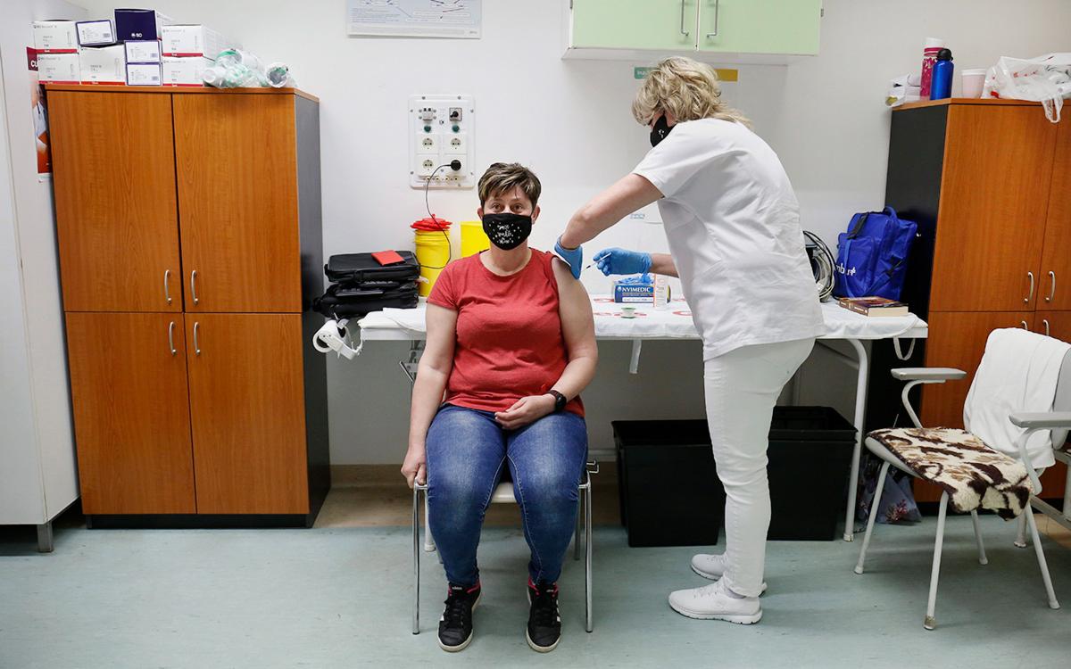 Фото:Gyorgy Varga / EPA / ТАСС