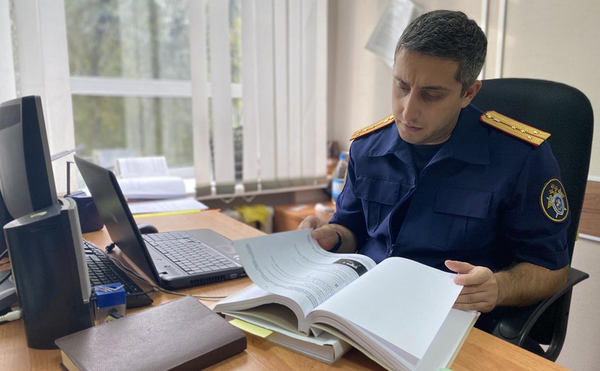 Фото: СК РФ по Вологодской области