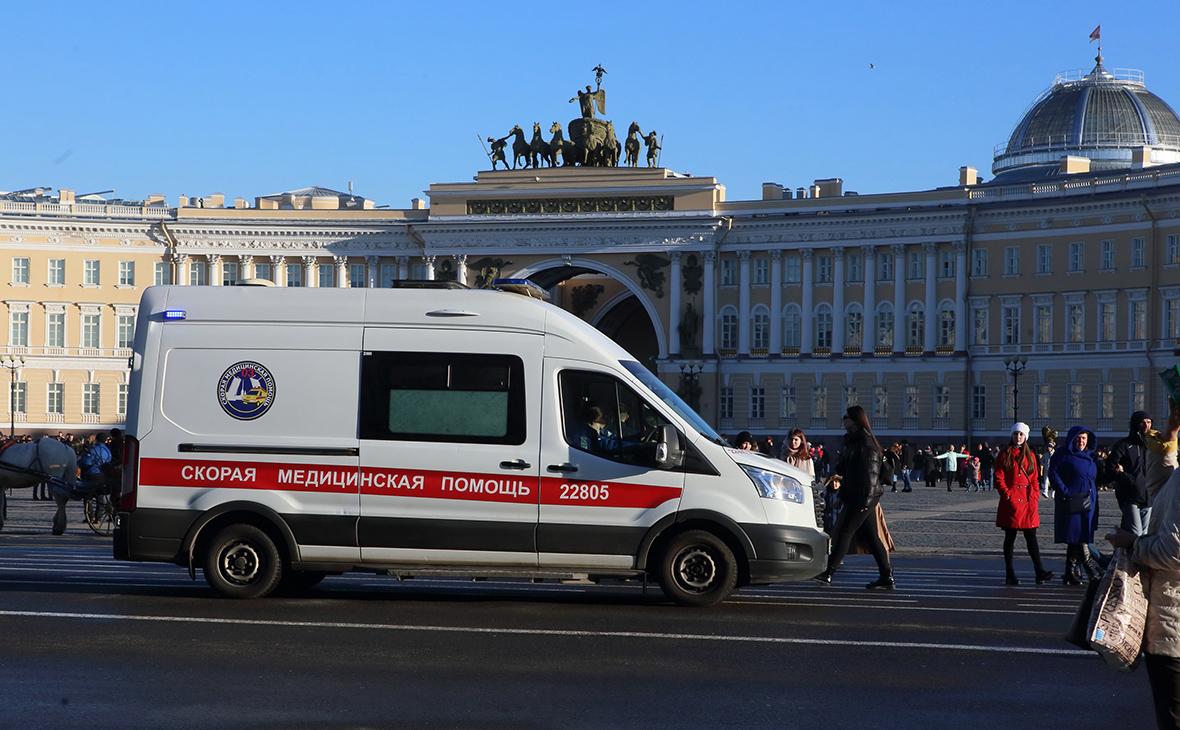 В Петербурге выявили еще один случай заражения коронавирусом ...