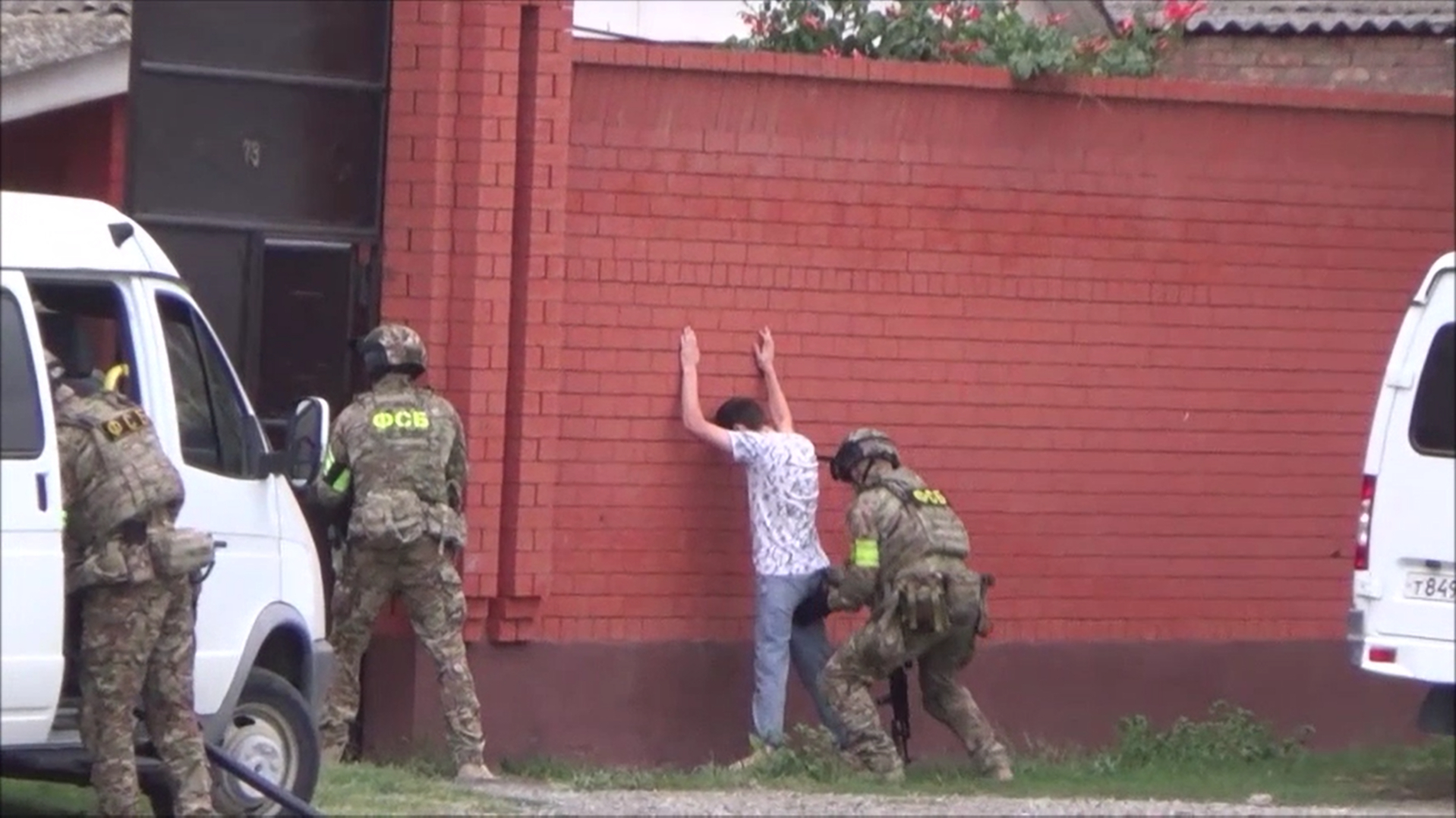 ФСБ задержала сторонников ИГ*, готовивших нападения в Ингушетии ВИДЕО