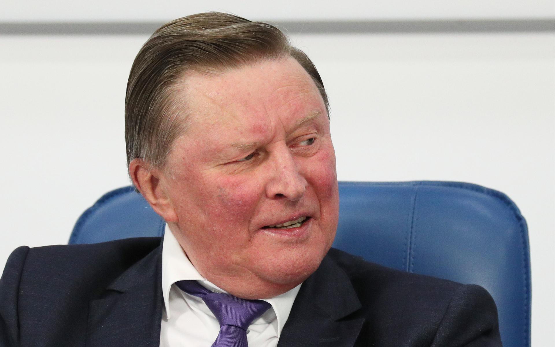 Почетный президент Единой лиги ВТБ Сергей Иванов