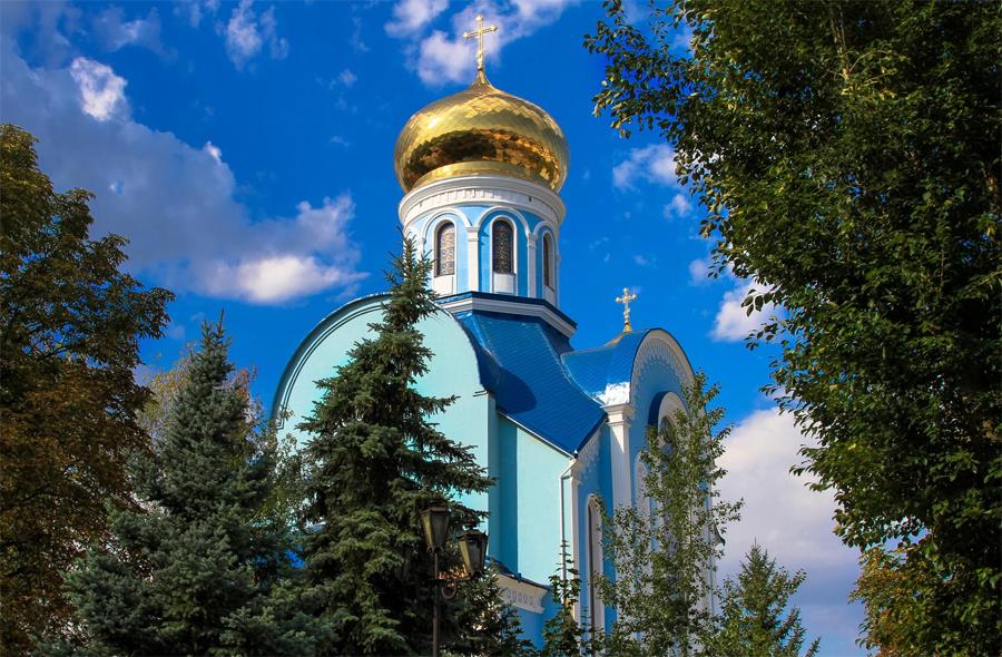 Фото: Луганская Епархия. Facebook.com/lg.eparxia