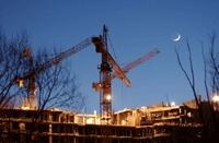 Фото: Исследование: Объем работ по строительству в 2009 году снизился на 20%