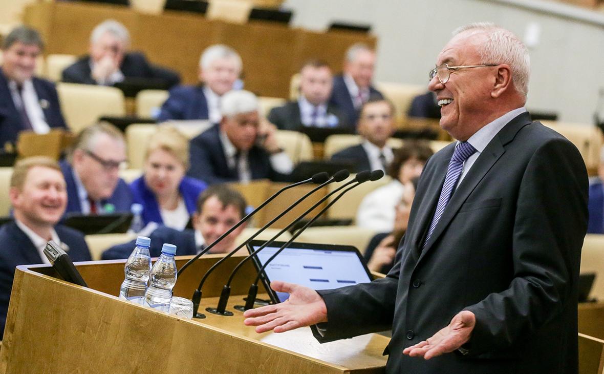 Сергей Решульский