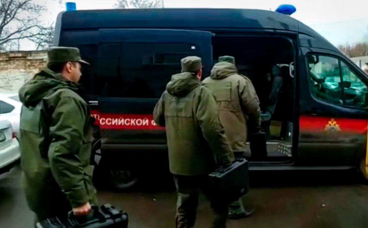 Фото:Следственный комитет РФ / РИА Новости