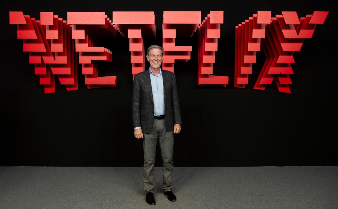Генеральный директор Netflix Рид Хастингс