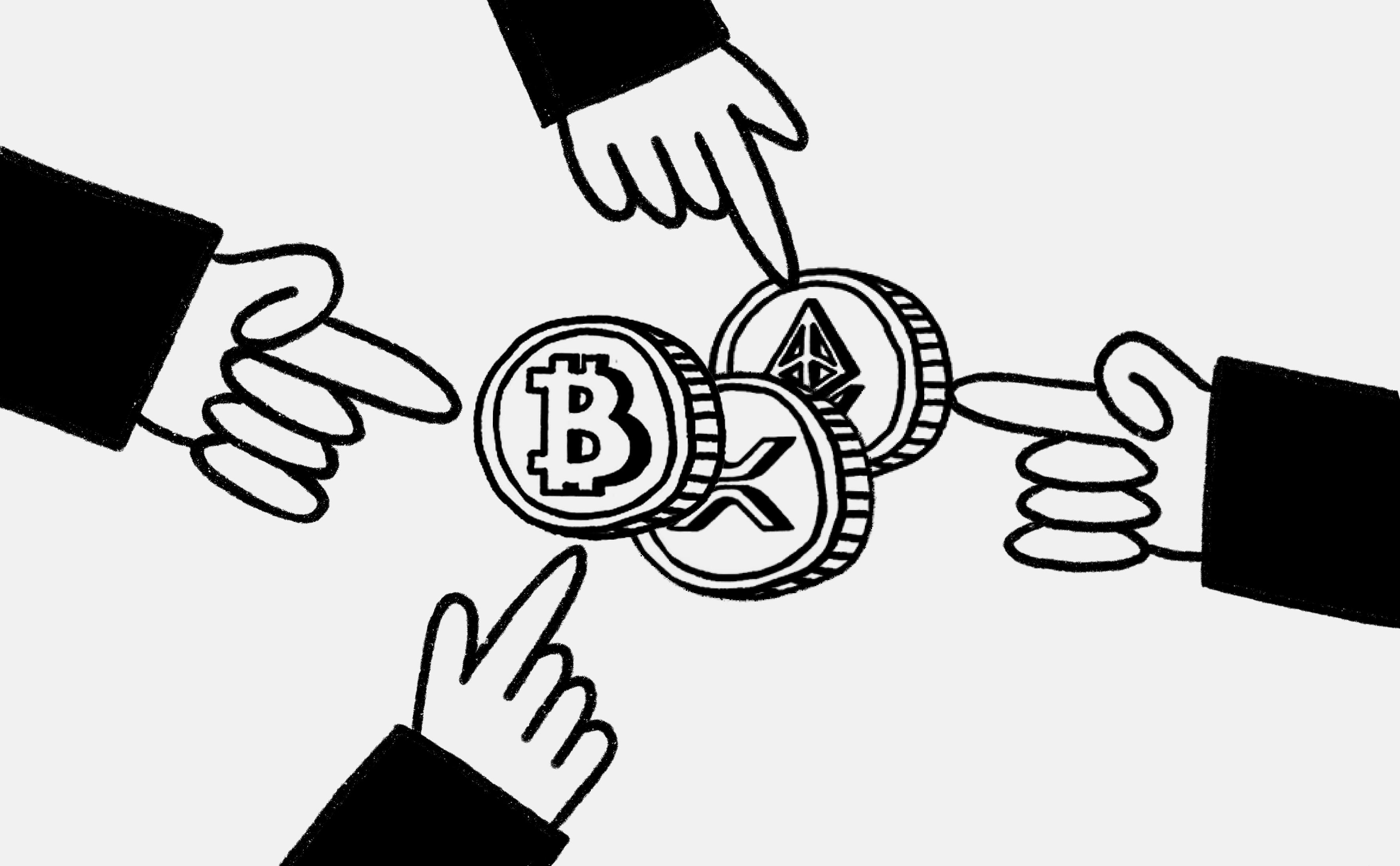 Главные способы бесплатно получить криптовалюту