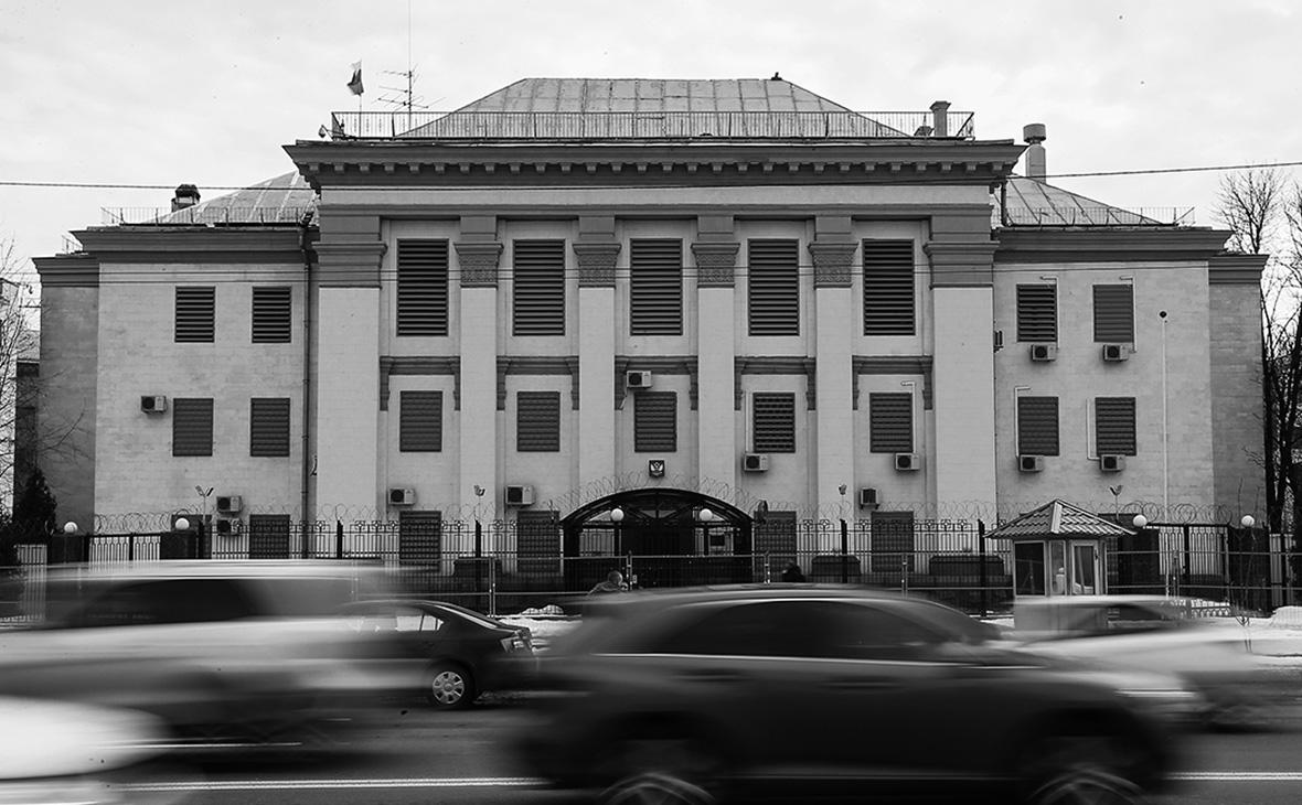 Посольство Российской Федерации на Украине