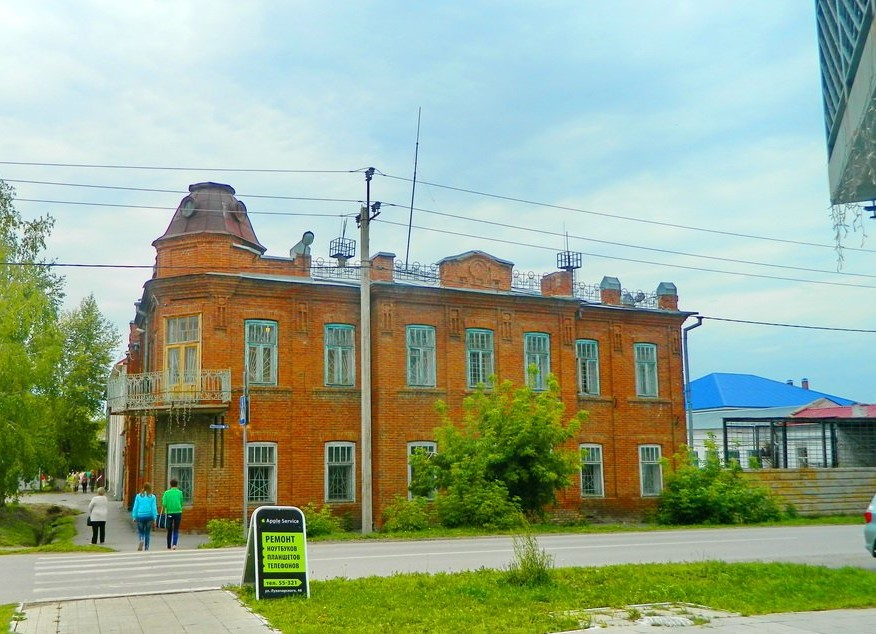 Дом купца В. Н. Перминова