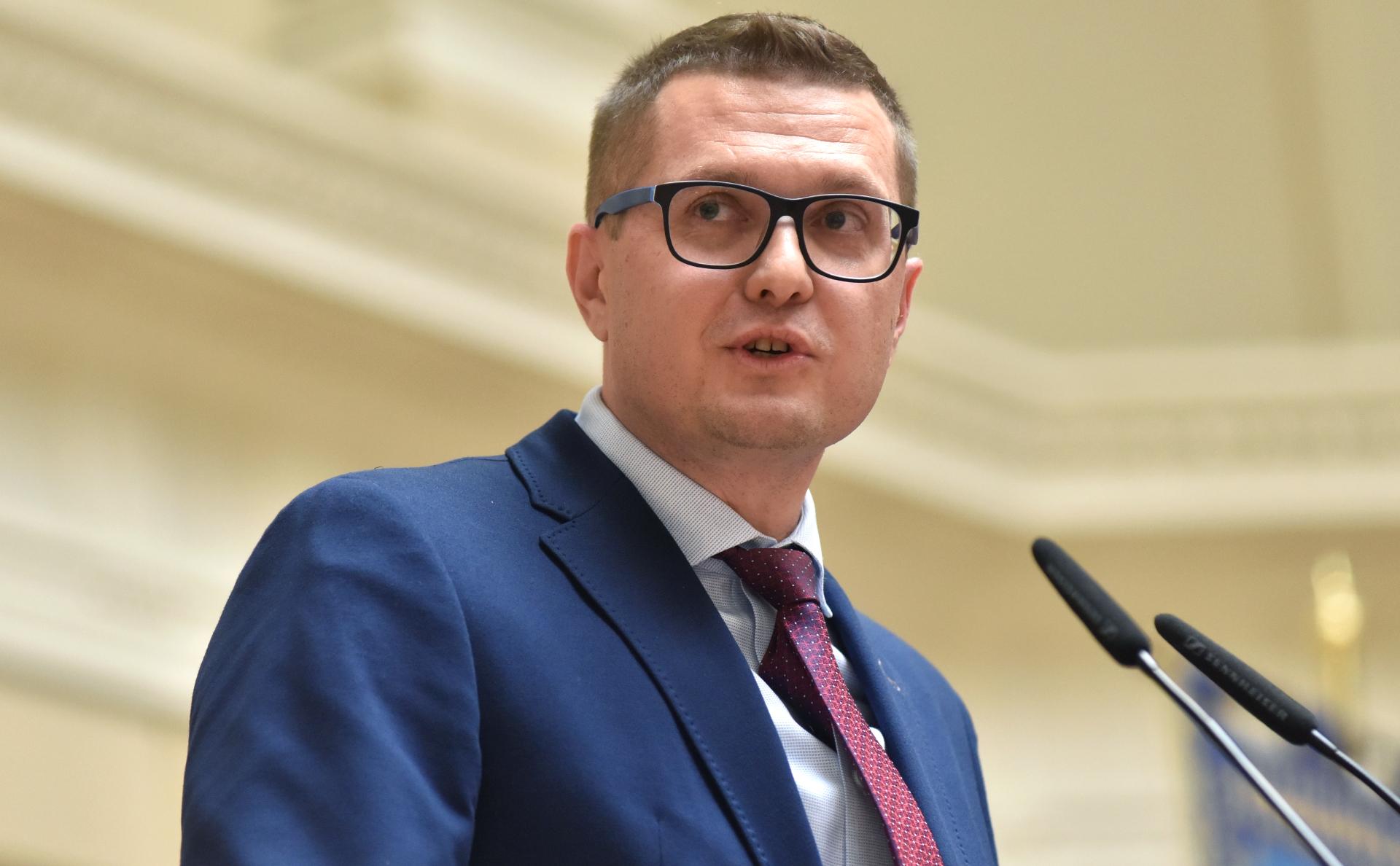 Глава Службы безопасности Украины Иван Баканов