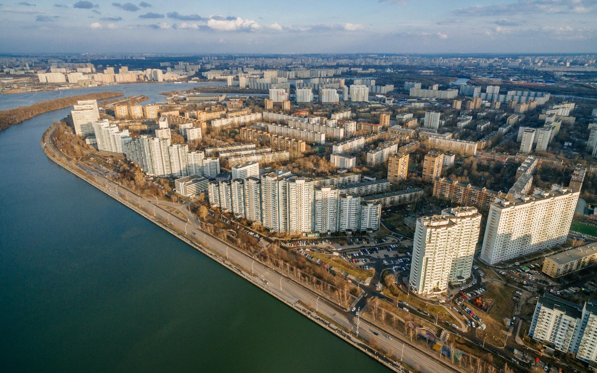 В среднем по всем районам Старой Москвы с начала года «квадрат» подорожал на 14%