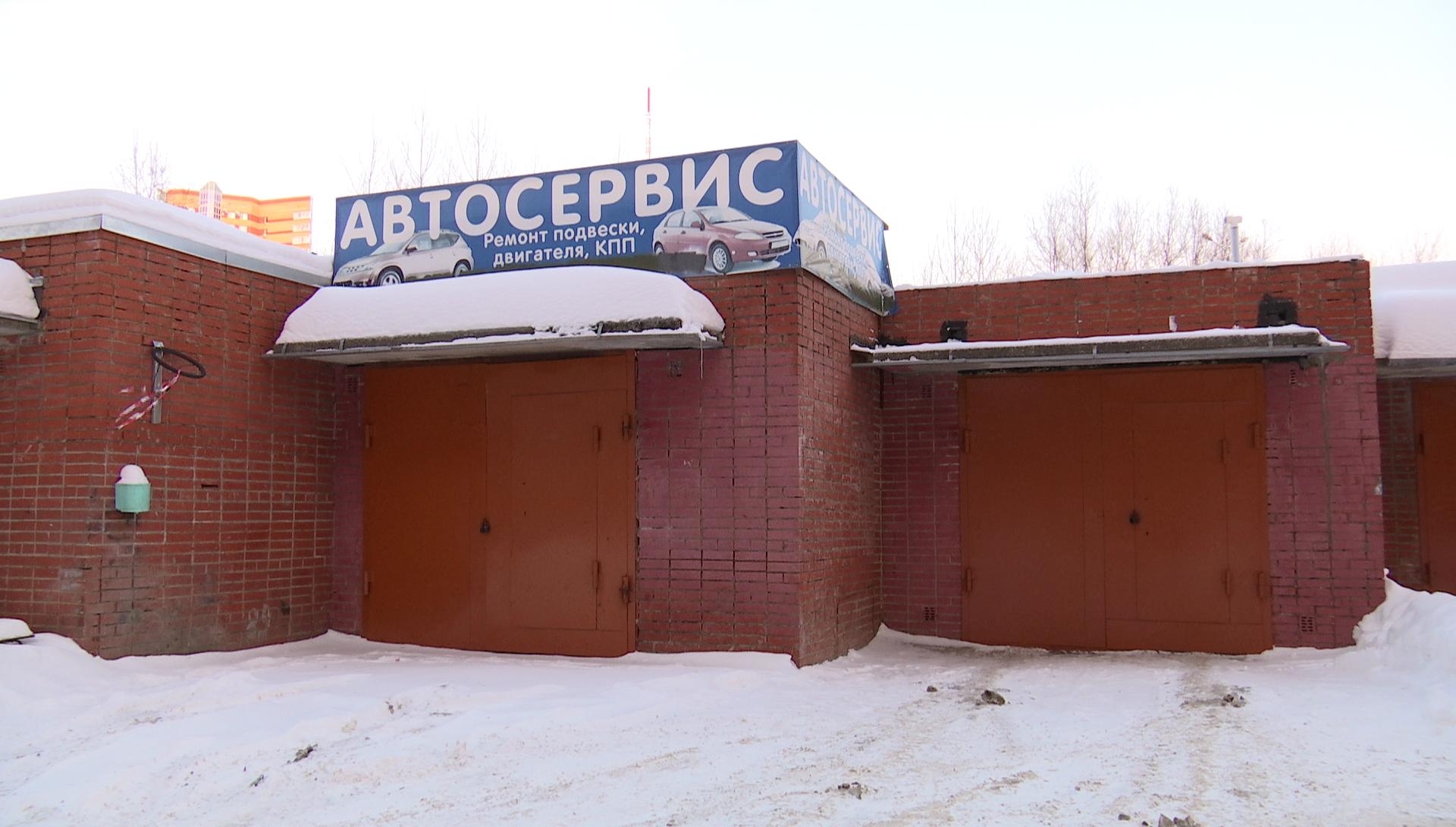 В Перми резко вырос спрос на гаражи и машиноместа