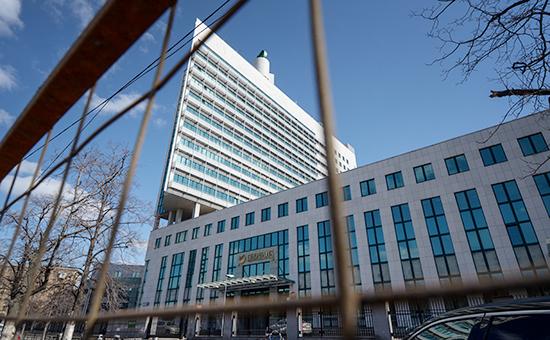 Главный офис Сбербанка