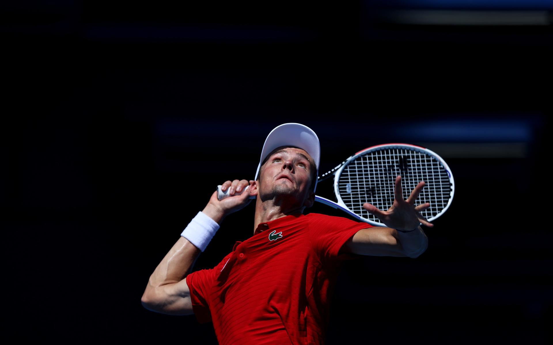 Фото: Даниил Медведев  (Photo by Clive Brunskill/Getty Images)