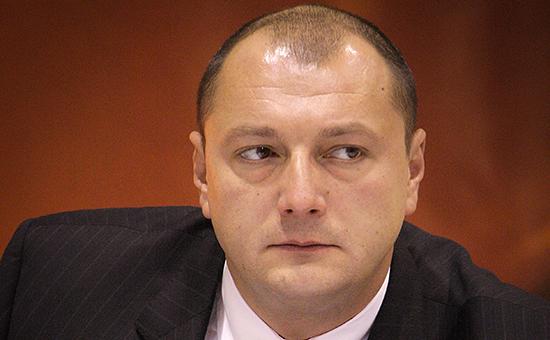 Генеральный директор российского представительства швейцарской компании Barry Callebaut Ежи Остапчук