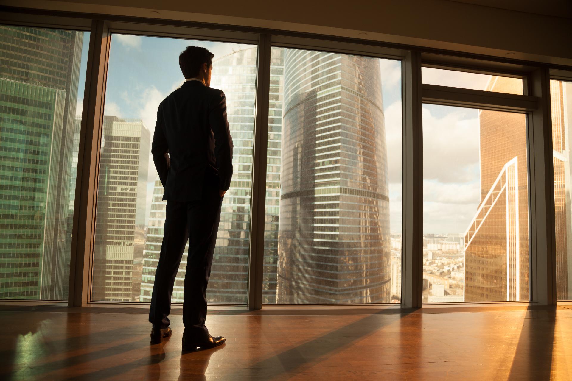 Дефицит офисного строительства в Москве привел к низкой вакансии в бизнес-центрах