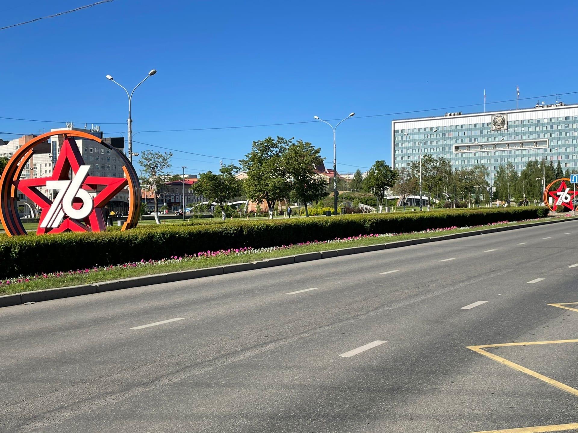 В Перми стартовал первый этап реконструкции ул. Ленина