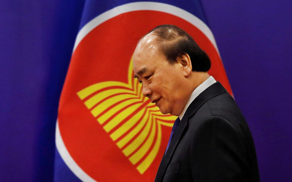 Нгуен Суан Фук