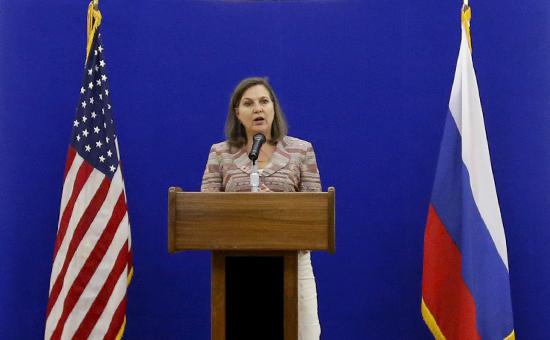 Американский дипломат Виктория Нуланд