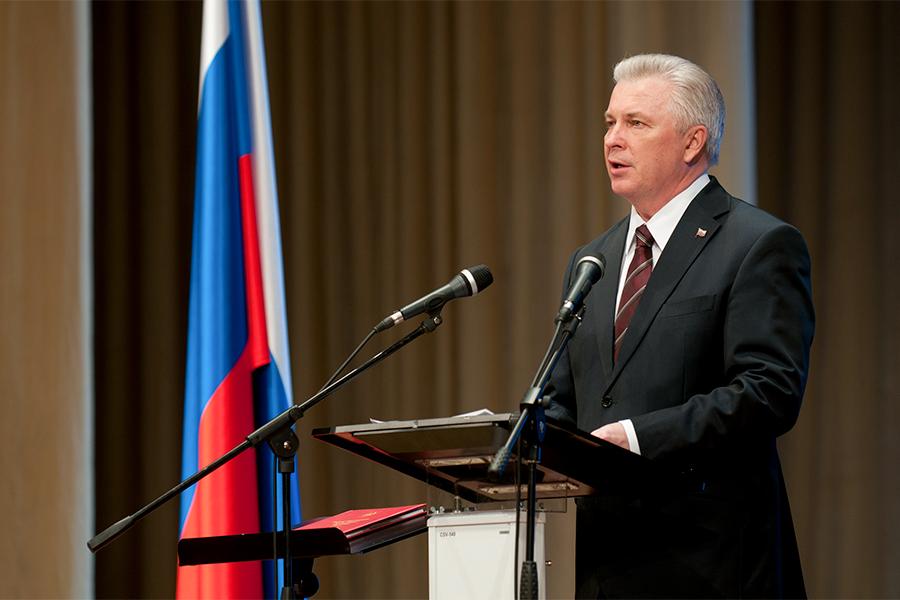 Фото:Зорикто Дагбаев / ТАСС