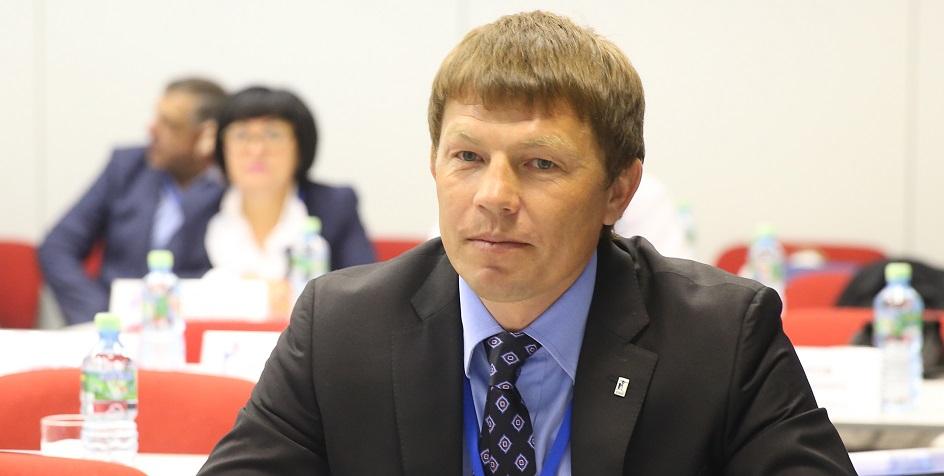 Кандидат в президенты Союза биатлонистов России (СБР) Виктор Майгуров