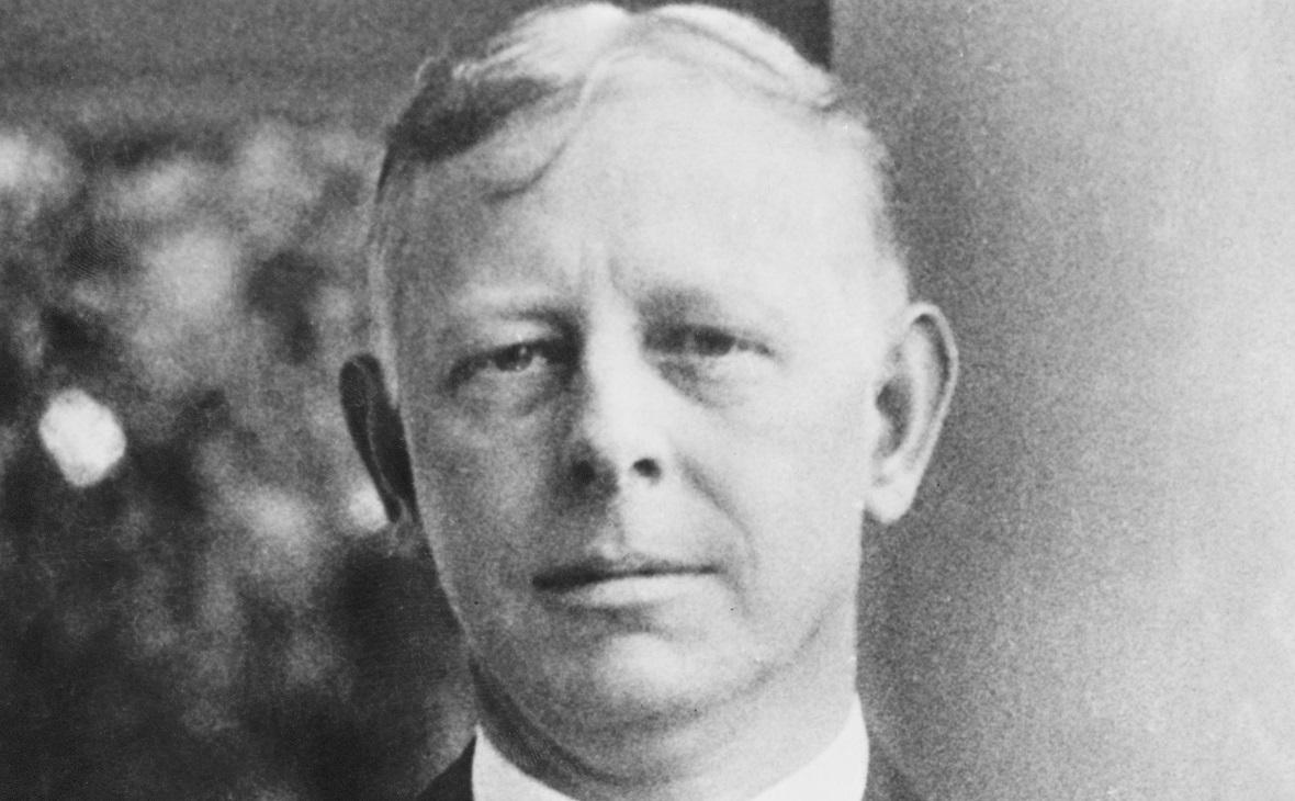 Джесси Ливермор в 1935 году