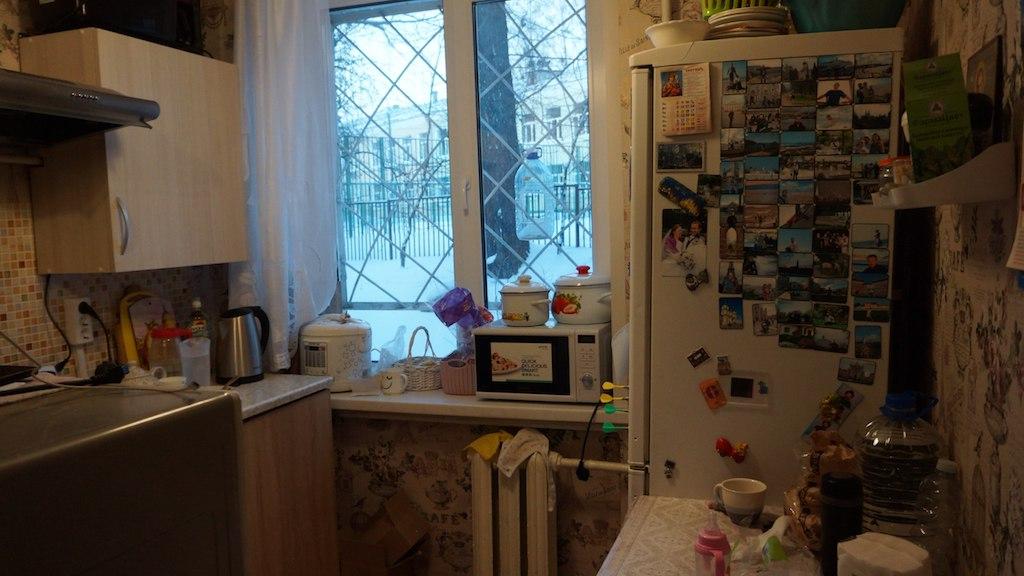 В новых домах участники реновации должны получить квартиры с более просторными кухнями, в хрущевках они крошечные
