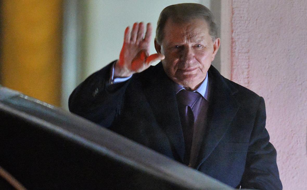 Нежелание Кучмы подписать соглашение с ЛНР и ДНР обошли с помощью писем ::  Политика :: РБК