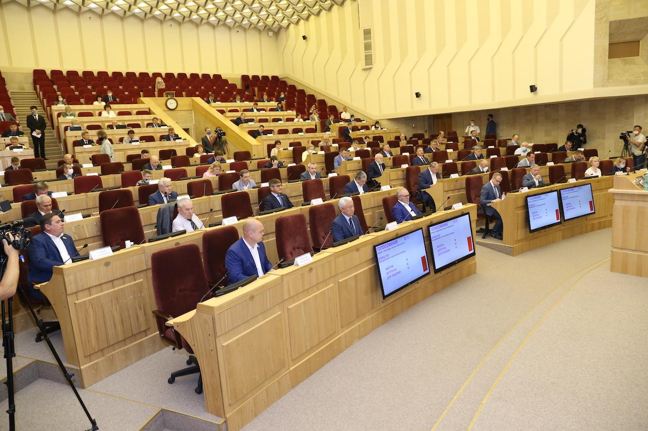 Фото: Пресс-служба Заксобрания Новосибирской области