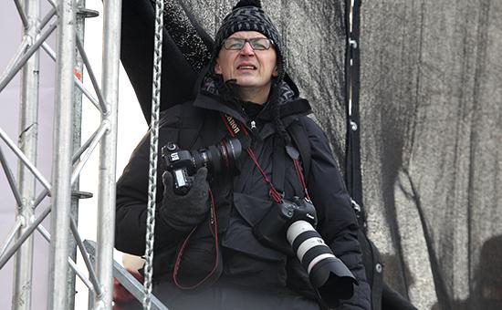Блогер Рустем Адагамов, известный в Интернете под ником drugoi