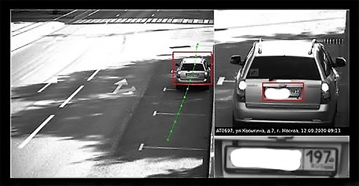 <p>В Москве водители с осени 2020 года получают штрафы за проезд по парковочным местам без цели оставить на них машину.</p>