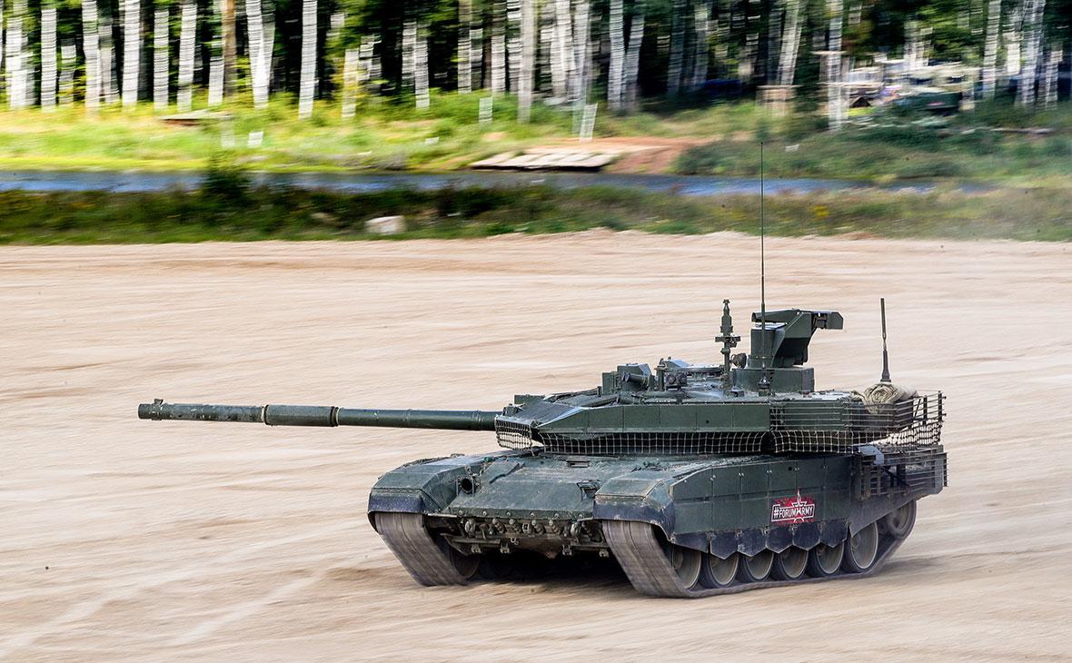 Боевой танк Т-90М