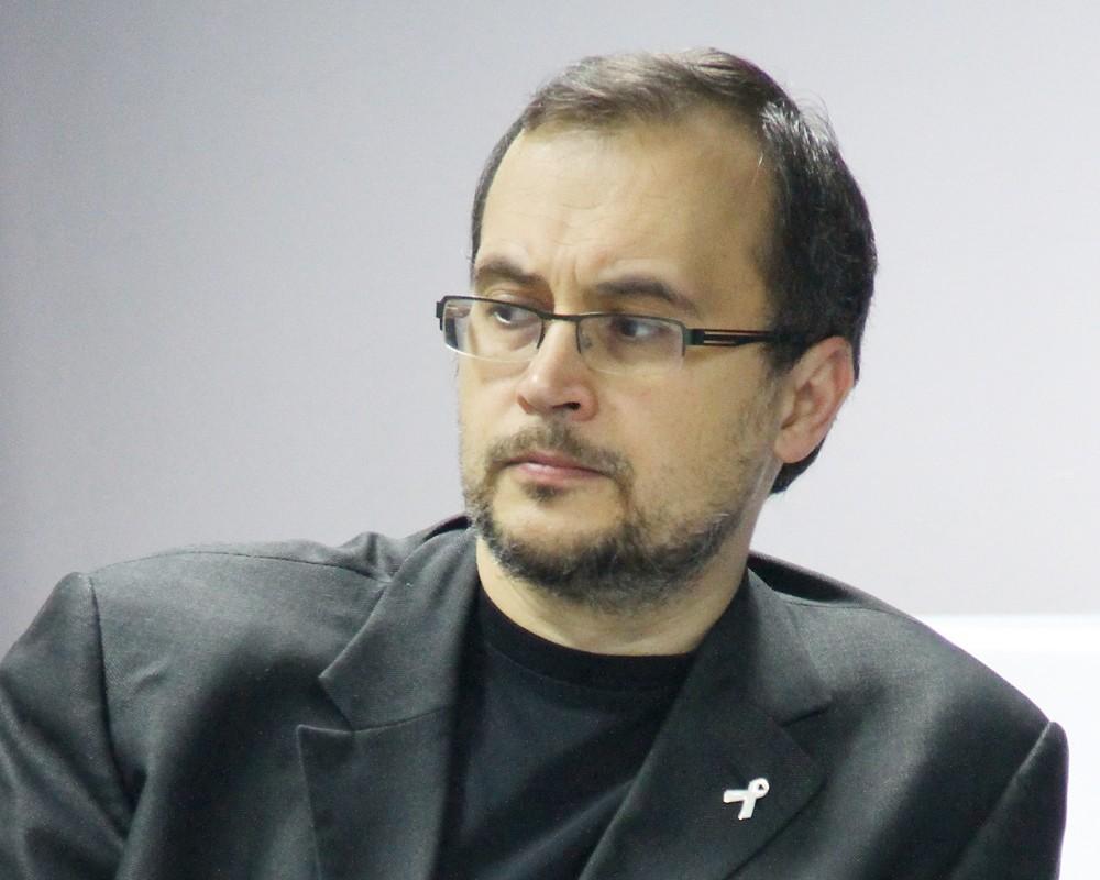 Руководитель штаба коалиции «За Москву» Денис Билунов