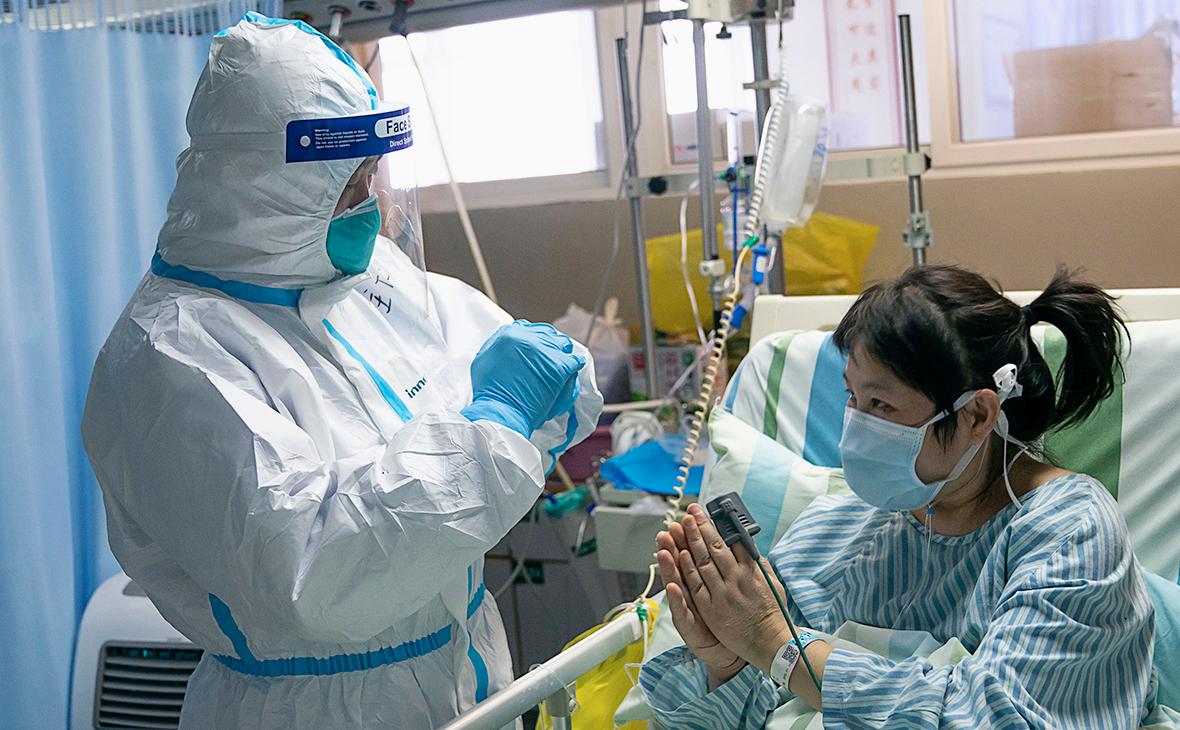 Выздоровела женщина, первая в мире заразившаяся вирусом в Китае :: Общество  :: РБК