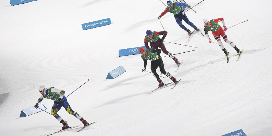 Пхёнчхан-2018, день пятнадцатый: лыжный марафон и медали в сноуборде