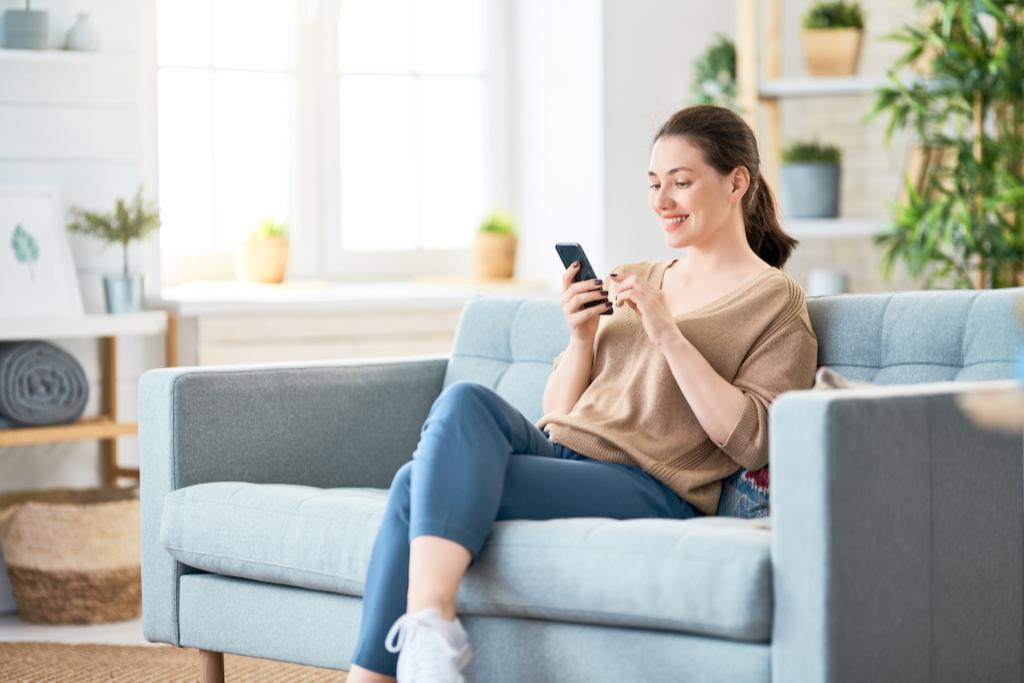 Чтобы провести фотоотчет в рамках онлайн-оценки, заемщику потребуются смартфон, доступ в интернет и 30 минут свободного времени
