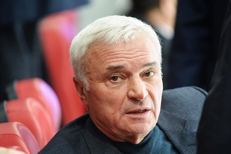 Владелец ПАО «Магнитогорский металлургический комбинат» Виктор Рашников