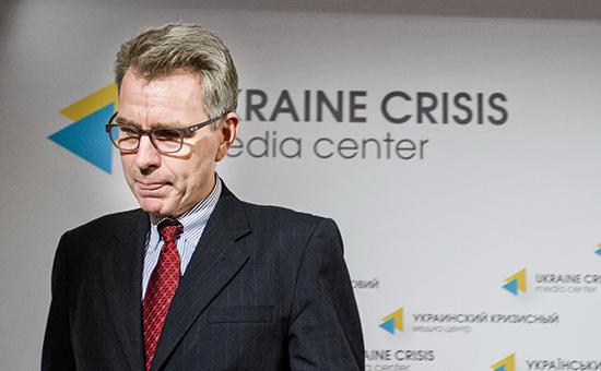 Посол США в Киеве Джеффри Пайетт