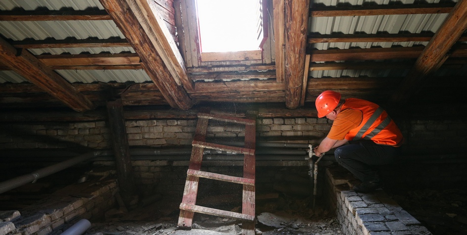 Капитальный ремонт дома в Балашихе