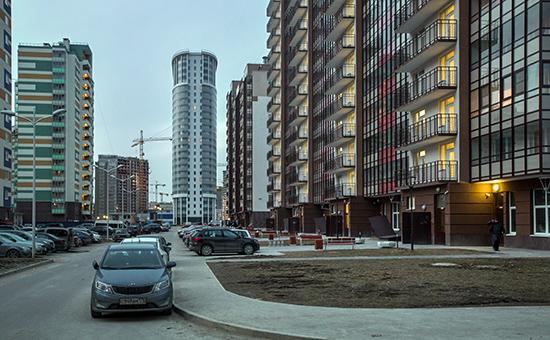 Европейский квартал «Вена» вжилом районе «Семь столиц» впоселке Кудрово Ленинградской области. Застройщик—Setl City, входящий вхолдинг Setl Group