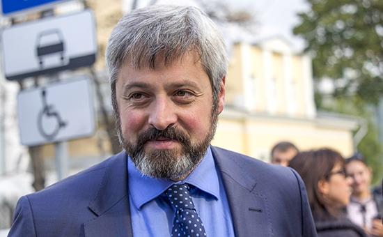Начальник управления администрации президента Россиипо общественным проектам Павел Зенькович