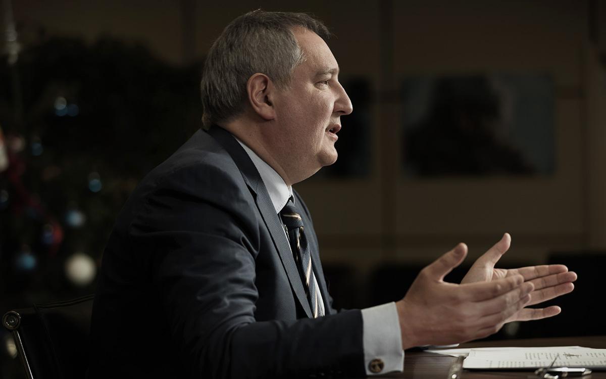 Рогозин не исключил новые дела в космической отрасли
