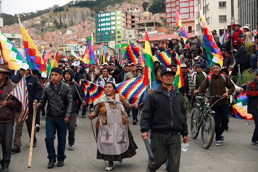 Фото:Henry Romero / Reuters