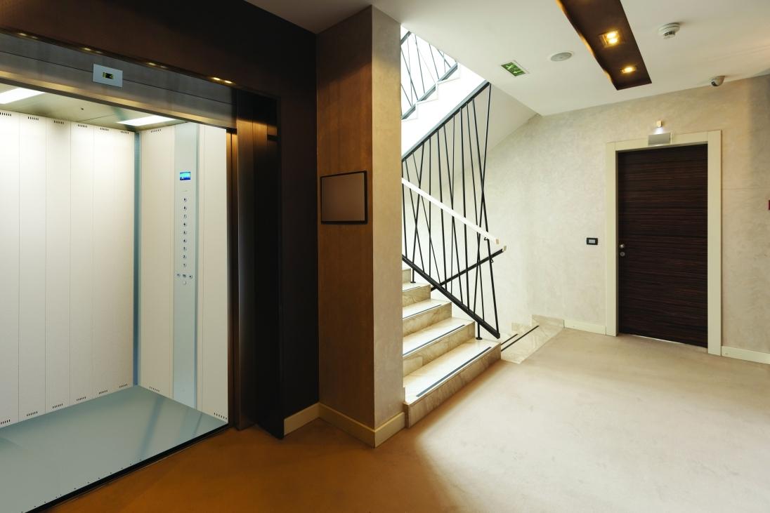 Серия Lite для замены старых лифтов