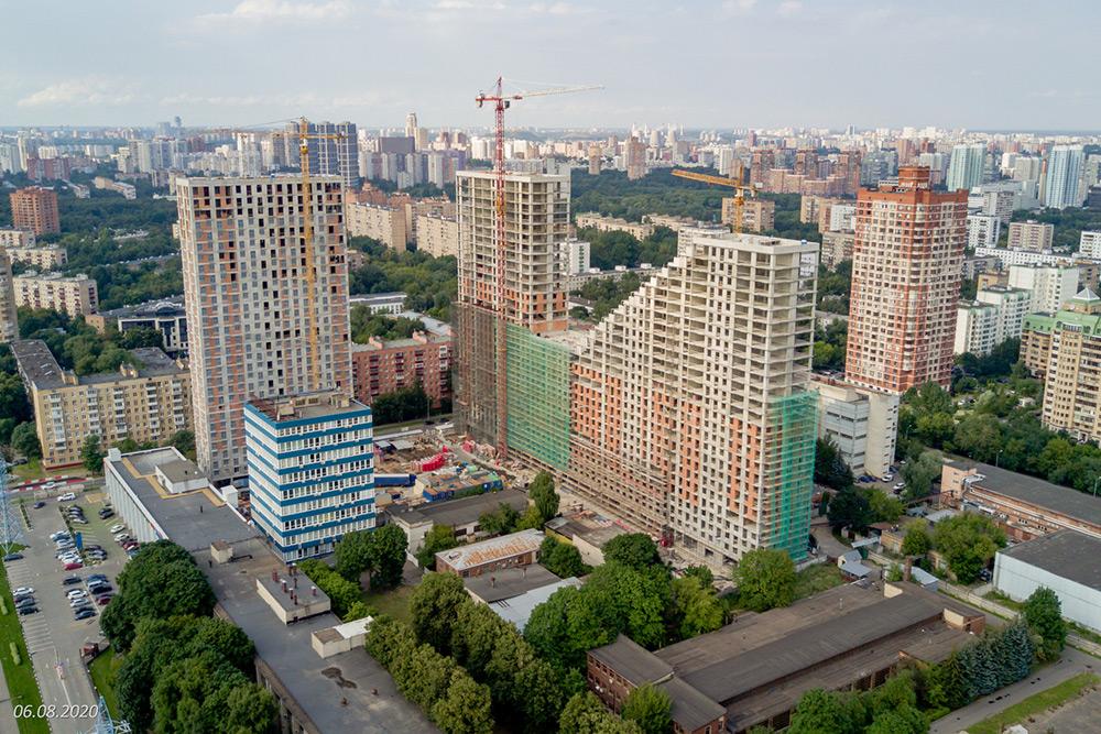 Жилой комплекс «ЛЕНИНГРАDКА 58»